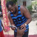 vg Pelotero dominicano humilde:cocinero y barbero