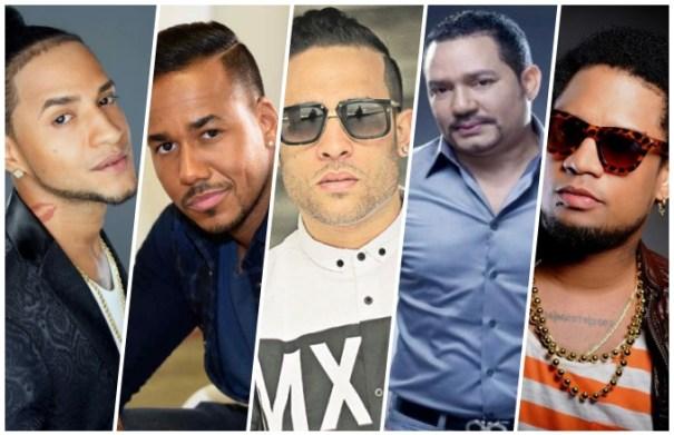 artistas dominicanos Artistas criollos que rompieron en 2015