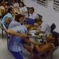 asalto Asalto en Video   No se puede ir salón en paz