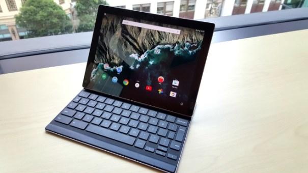 google pixel c Google lanza su primera tableta