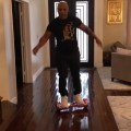 mike tyson hoverboard Video – Mike Tyson se da estrallón