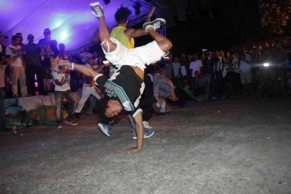 bb Gran competencia de Break Dance en República Dominicana