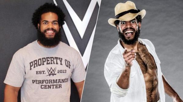 lv Luchador dominicano en camino a WWE