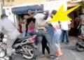 policia abusador Video – Policía abimba a un joven en Puerto Plata