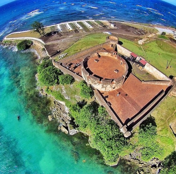 fortaleza san felipe Rincones chulos de Quisqueya: Puerto Plata