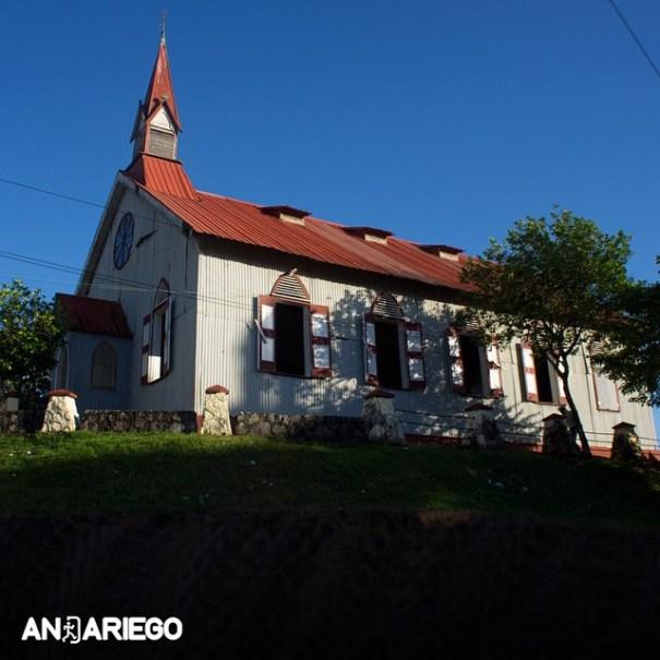 iglesia chorcha Rincones chulos de Quisqueya: Samaná