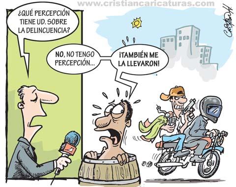 "percepcion Caricatura – ""Percepción..."""