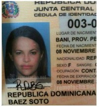 Republica Dominicana Baez Soto