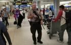 aeropuerto miami Pasan un susto en aeropuerto de Miami