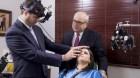 corneas Pacientes pobres recibirán trasplante de córneas gratis (RD)