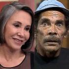 flormon Florinda Meza chismeando sobre Don Ramón