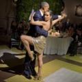 ob El tango de Obama