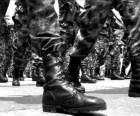 policias militares dominicanos botas 23,000 policías a patrullar en Semana Santa