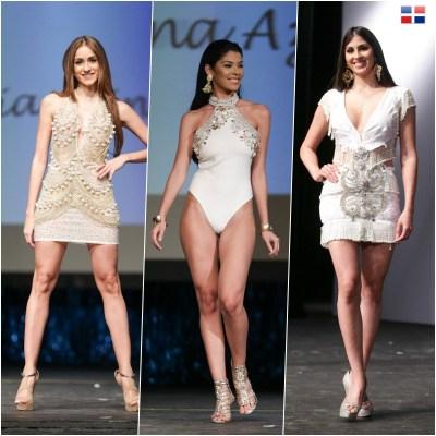 disfile de moda miss Desfile de Modas:Candidatas al Miss RD 2016