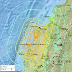 ecua Nuevo sismo sacude costa de Ecuador