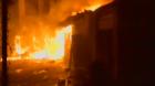 Incendio mercado binacional de Dajabón
