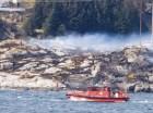 noruega helicoptero Helicóptero se estrella con 13 pasajeros (Noruega)