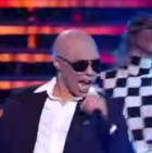 pit Impresionante! Zoila Ceballos imita a Pitbul (Video)