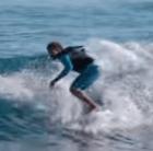 surfero Dos días en la vida de surfer dominicano