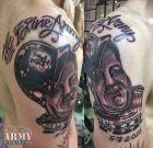 bartolo tatuaje Foto – Se tatuó a Bartolo Colón tras perder apuesta