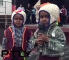 hermanitos peruanos Hermanos más pequeños del mundo buscan récord Guinness (Perú)