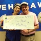 loto Doña con cáncer gana la lotería...dos veces