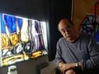 rincon mora Maestro dominicano de la plástica muere pintando en Alemania