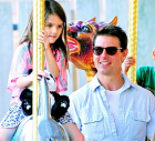 Tom Cruise y su hija