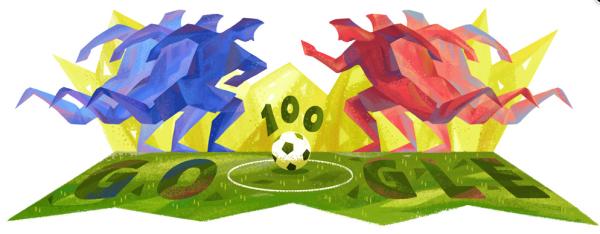 google 100