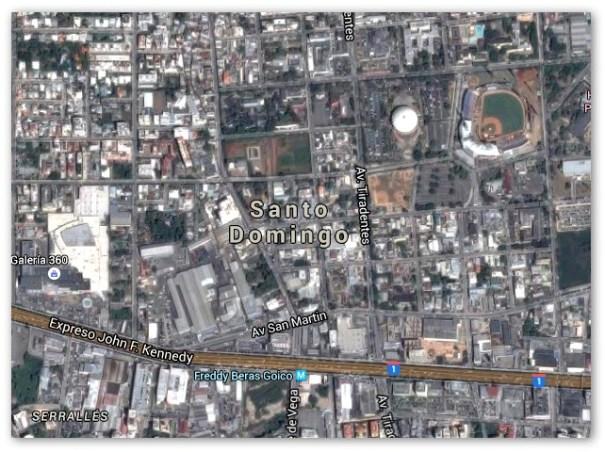 sd Google Maps y Google Earth ahora mas nitidos