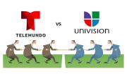 Univision vs Telemundo