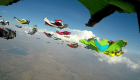 Wingsuiters