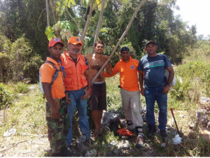 bosque Turista extraviado sobrevive dos días en un bosque La Altagracia