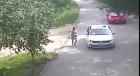 Mujer atacada por tigre