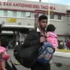 vene Venezolanos lloran al momento de ver comida
