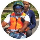 moto Autoridades niegan prohibición de dos personas en motores