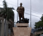 Plaza Juan Pablo Duarte en Honduras