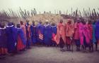 Tribu masái en Tanzania