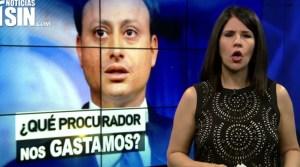 ali Titua! Alicia Ortega le entra al Procurador de la Republica