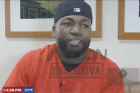 big papi7 Video: Big Papi explica las razones de su retiro