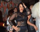 dascha polanco NY: Dascha Polanco impactó al acudir sin pantalones a show de moda