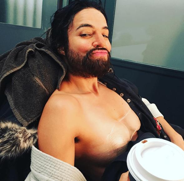 mrod Fotos   Más fotos de Michelle Rodríguez como hombre