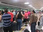 rd5 Le dan patra a cinco venezolanos llegaron a RD sin documentos