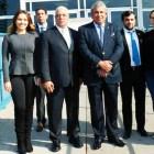 consul1 Cónsul dominicano en Nueva York visita a compatriotas presos