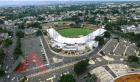 estadio y gran arena del cibao Video Aéreo: Estadio y Gran Arena del Cibao