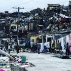 haiti3 Empeora la situación sanitaria en Haití