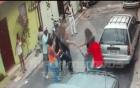 los rios Cámara capta asesinato de hombre en Los Ríos