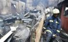san carlos Incendio reduce a cenizas 14 viviendas en San Carlos