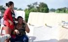 santiago Violento desalojo a más de tres mil familias en Santiago