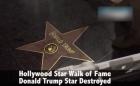 trump1 Video: Así debarataron' la estrella de Trump